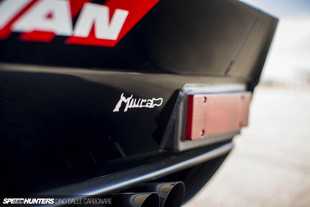 Lamborghini Miura - Quand Liberty Walk s'en mêle ! 54