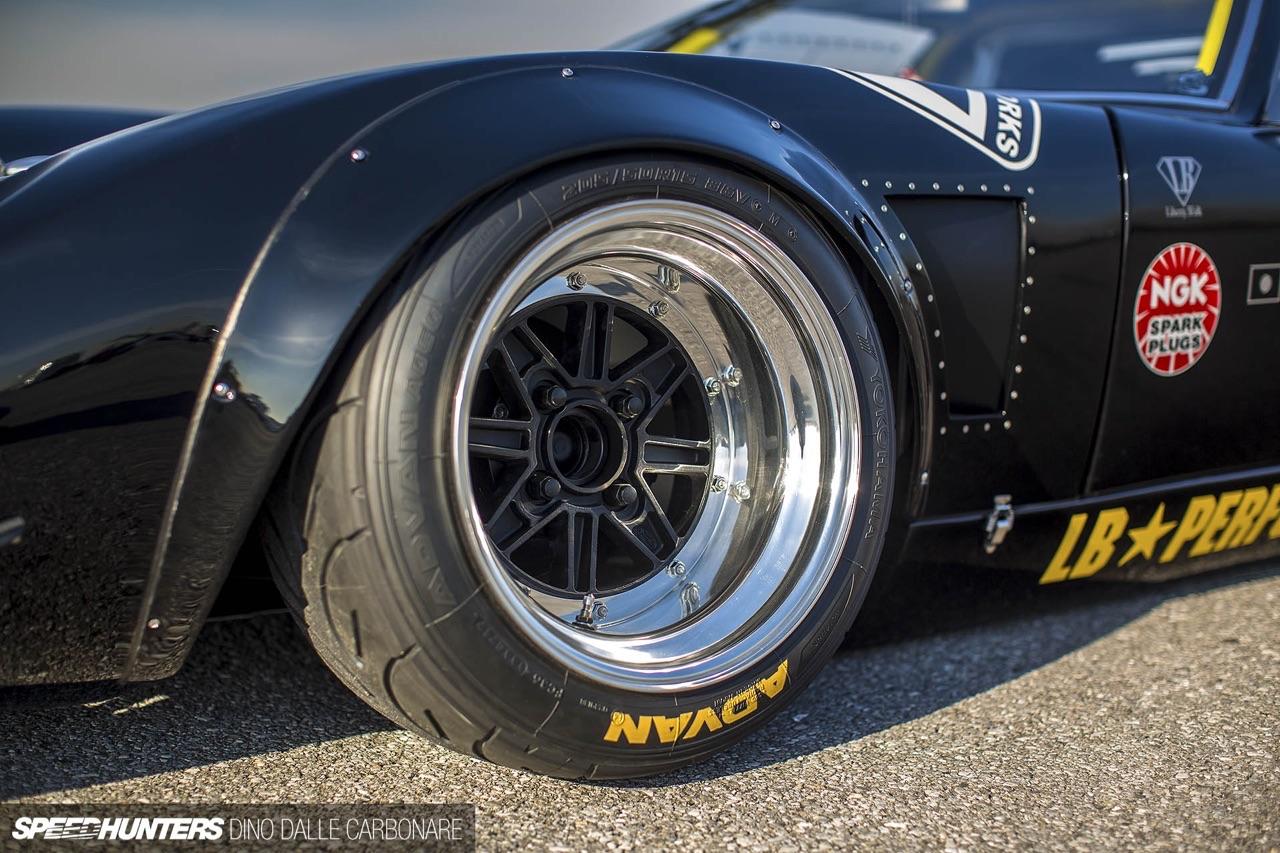 Lamborghini Miura - Quand Liberty Walk s'en mêle ! 52