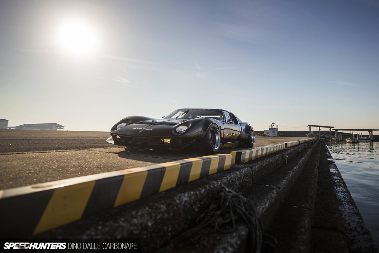 Lamborghini Miura - Quand Liberty Walk s'en mêle ! 51