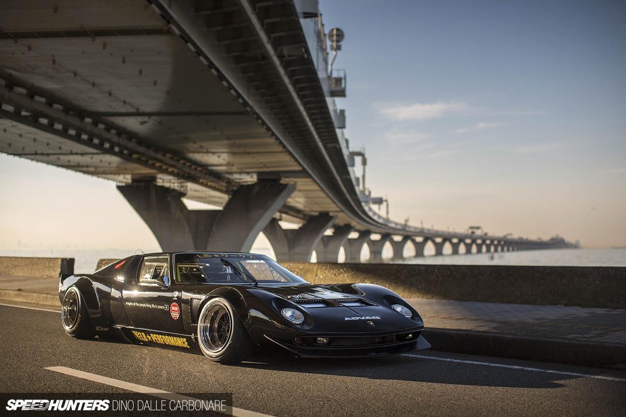 Lamborghini Miura - Quand Liberty Walk s'en mêle ! 42