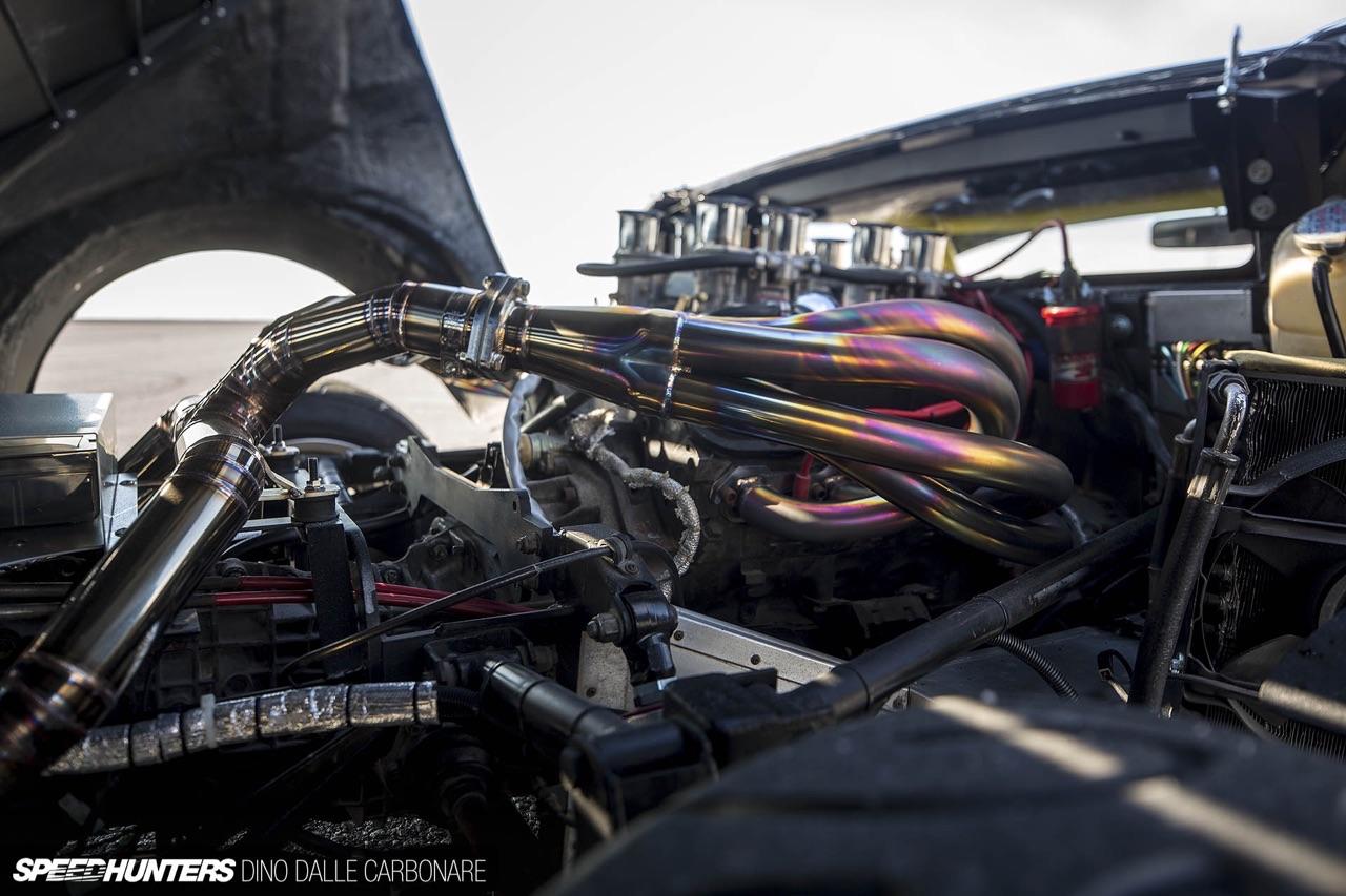 Lamborghini Miura - Quand Liberty Walk s'en mêle ! 50
