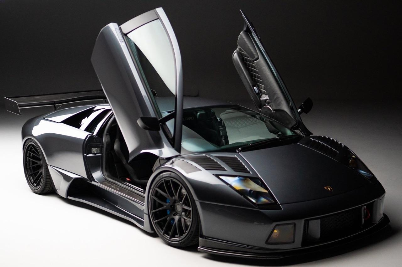 Lamborghini Murcielago R-GT GT1 - Street Legal by DriftWorks 2