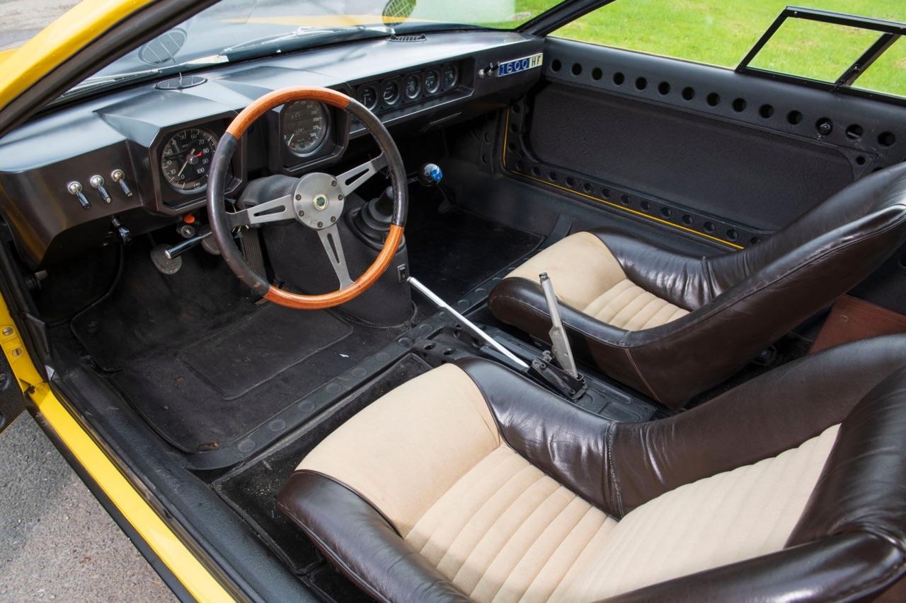 '69 Lancia Fulvia 1600 HF Competizione - Opération séduction ! 9