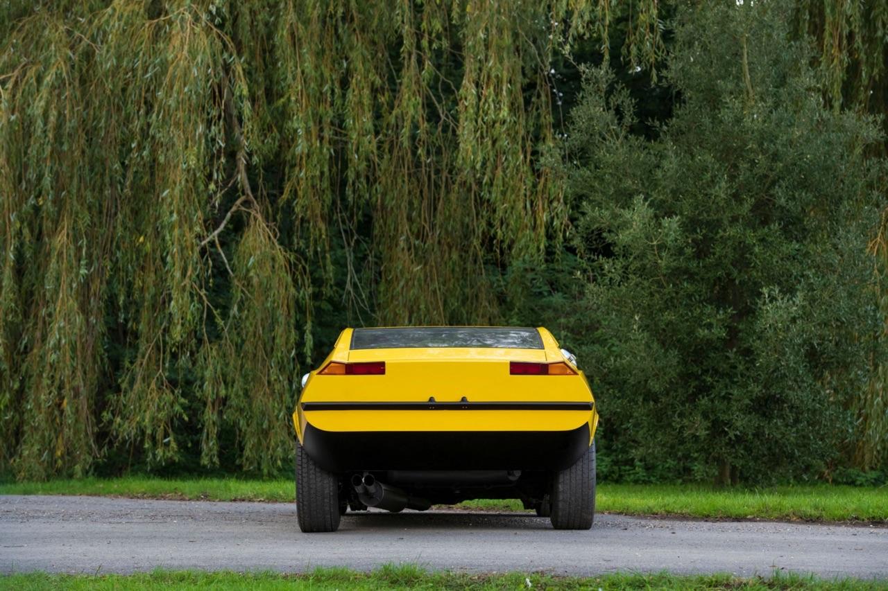 '69 Lancia Fulvia 1600 HF Competizione - Opération séduction ! 12