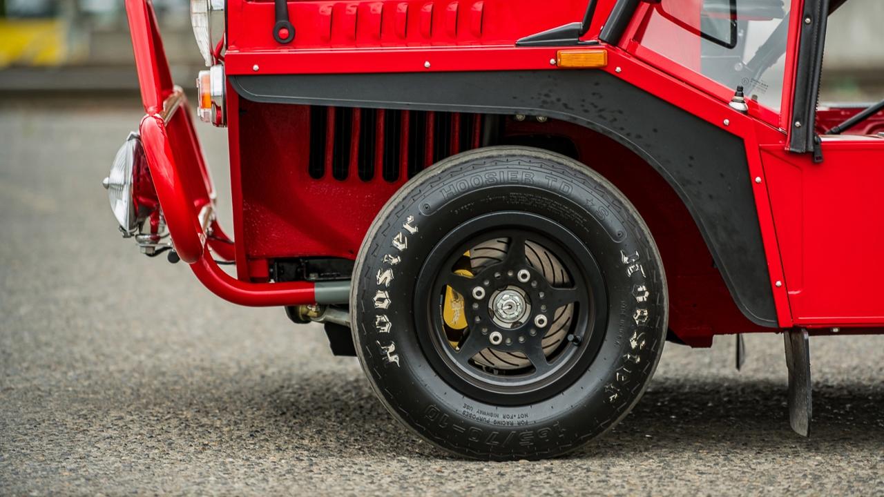'67 Morris Mini Moke – Ça sert à rien,mais c'est bien! 7