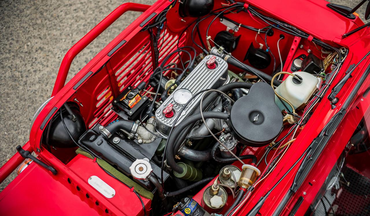 '67 Morris Mini Moke – Ça sert à rien,mais c'est bien! 4