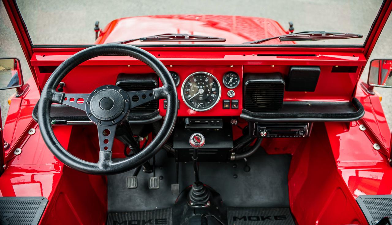 '67 Morris Mini Moke – Ça sert à rien,mais c'est bien! 3