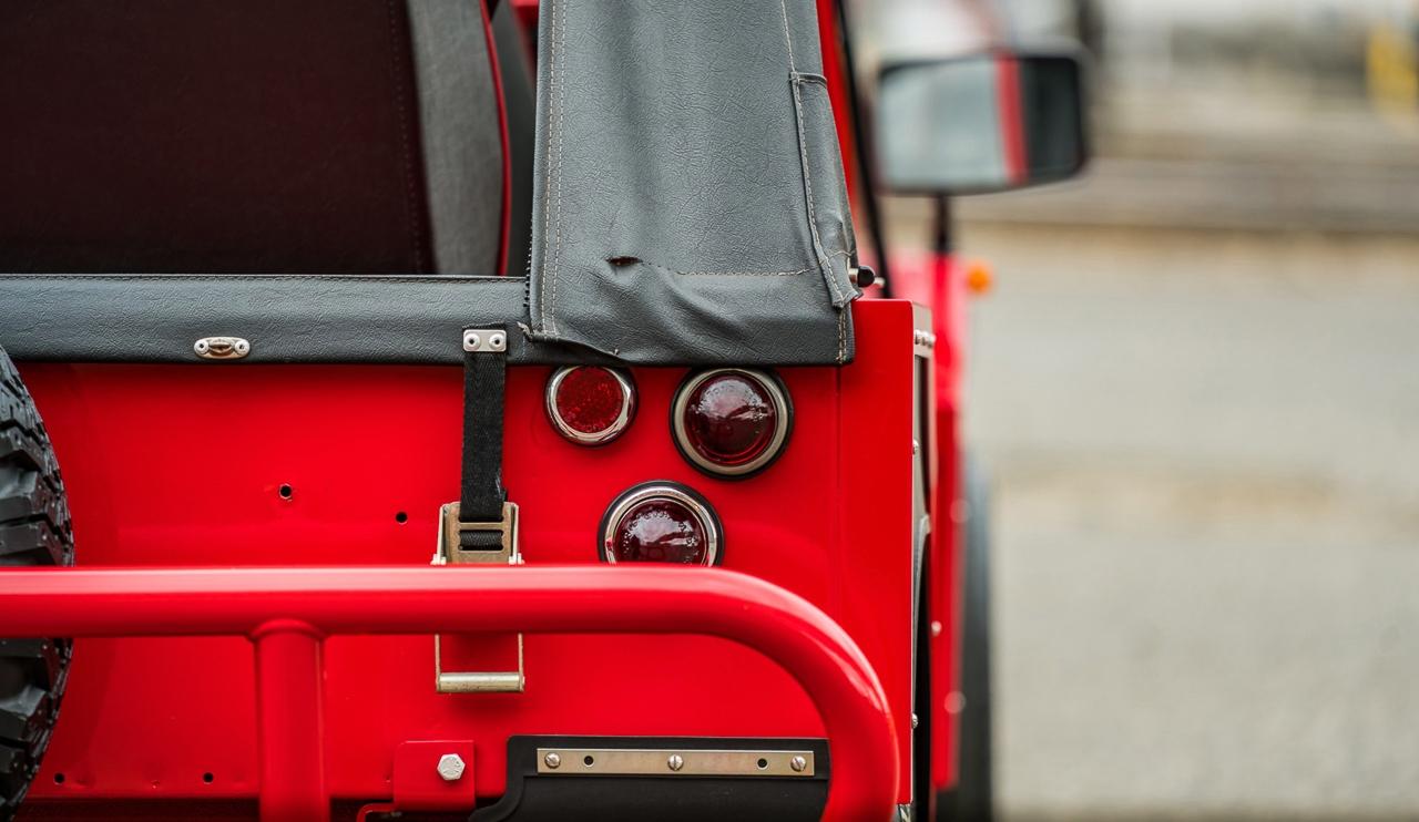 '67 Morris Mini Moke – Ça sert à rien,mais c'est bien! 8
