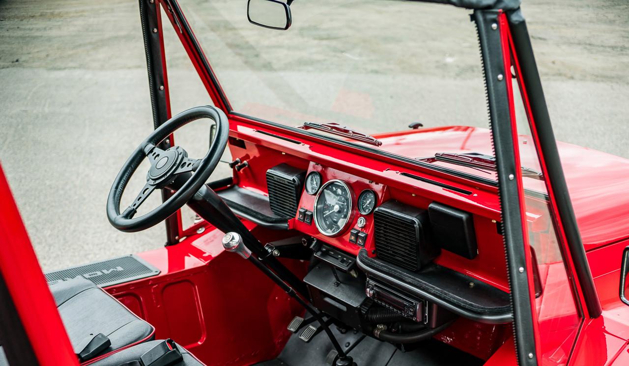 '67 Morris Mini Moke – Ça sert à rien,mais c'est bien! 9