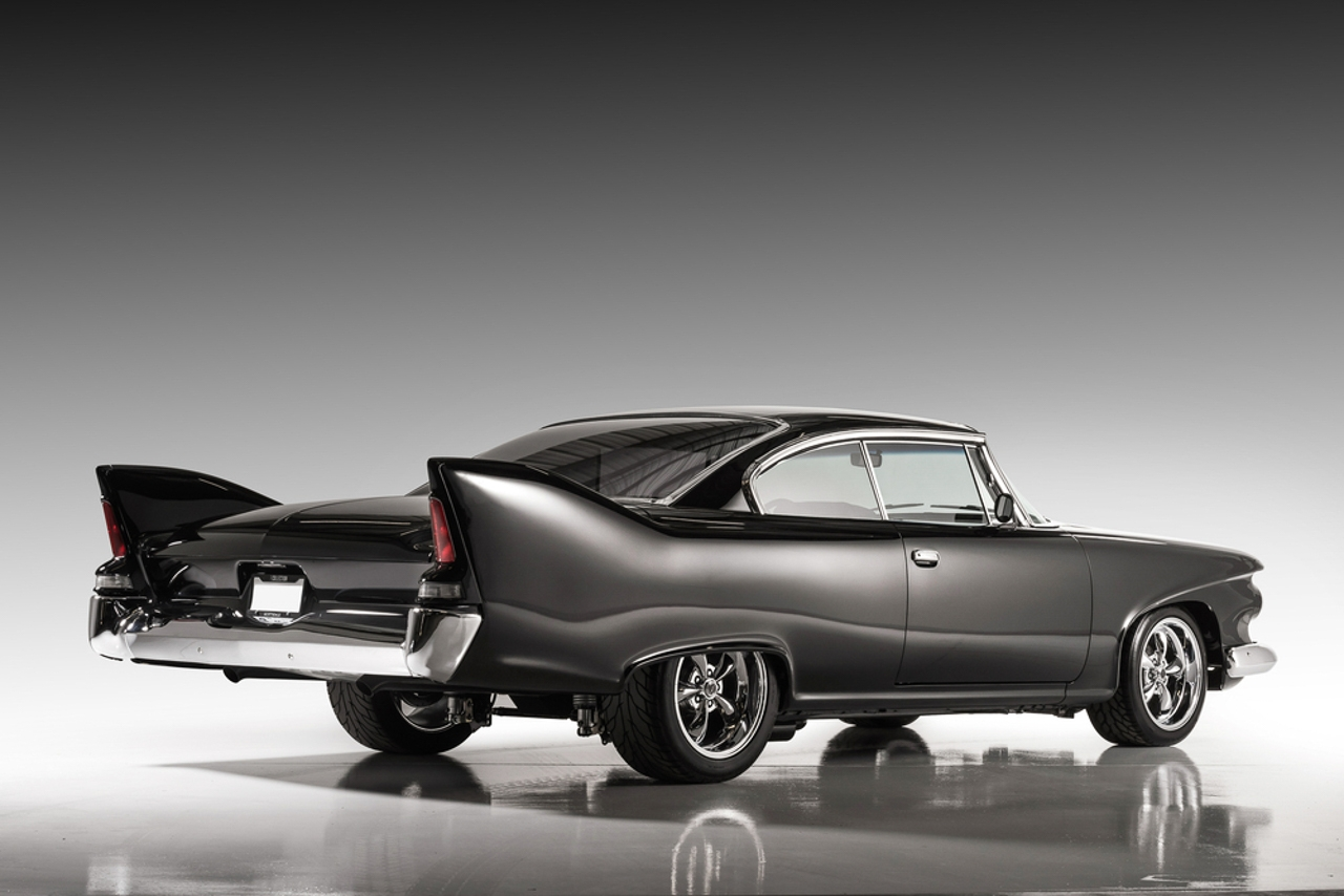'60 Plymouth Fury Pro Touring... Ne l'appelez pas Christine ! 2