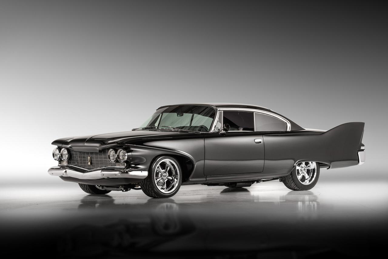 '60 Plymouth Fury Pro Touring... Ne l'appelez pas Christine ! 1
