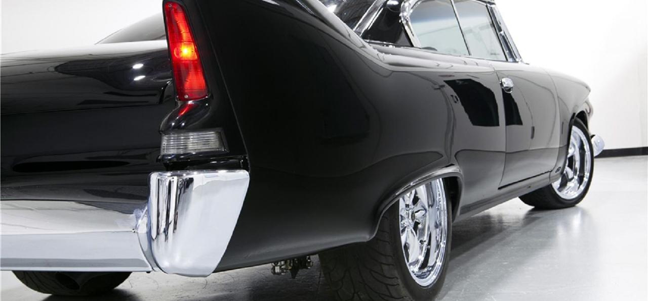 '60 Plymouth Fury Pro Touring... Ne l'appelez pas Christine ! 4