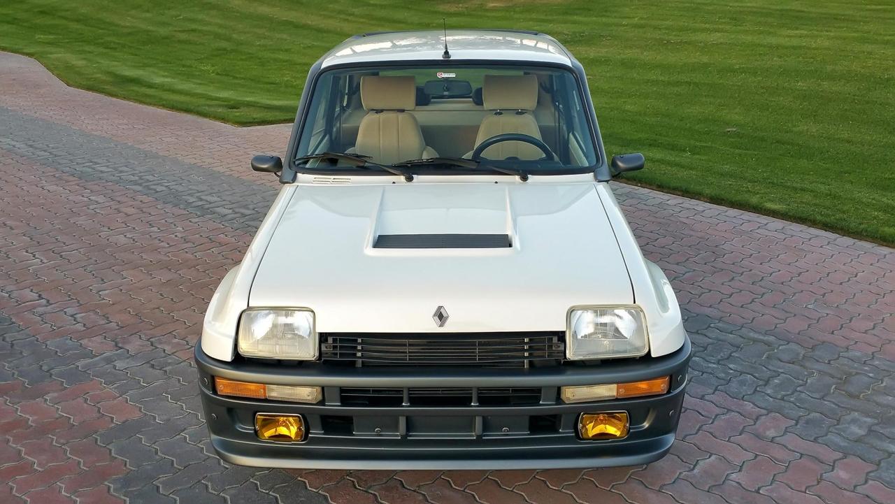 '85 R5 Turbo 2 Evo avec un rotatif 13B sous le capot - Je sens qu'on va s'marrer... 8