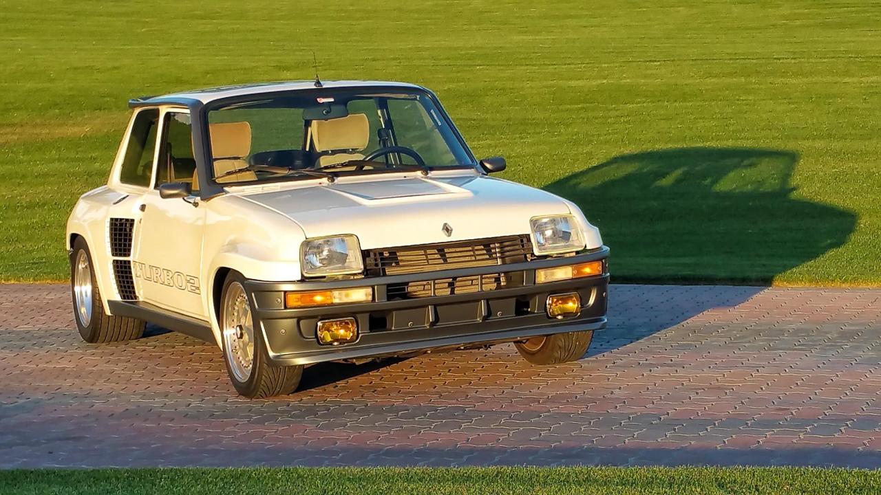 '85 R5 Turbo 2 Evo avec un rotatif 13B sous le capot - Je sens qu'on va s'marrer... 6