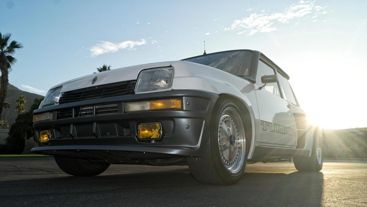'85 R5 Turbo 2 Evo avec un rotatif 13B sous le capot - Je sens qu'on va s'marrer... 1