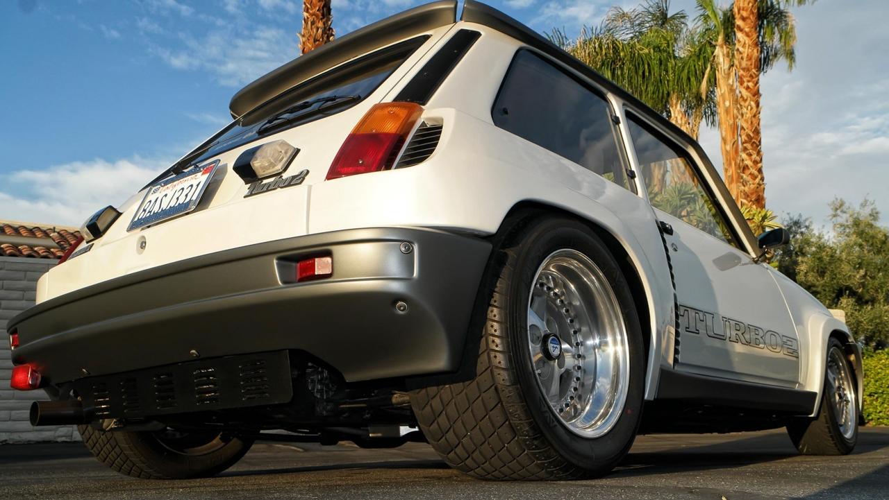 '85 R5 Turbo 2 Evo avec un rotatif 13B sous le capot - Je sens qu'on va s'marrer... 5