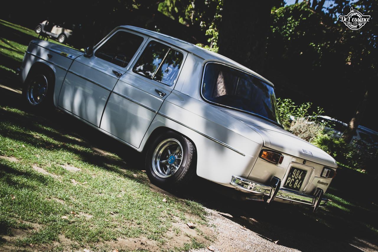 '67 R8 Gordini 1300 blanche... oui, blanche. 6