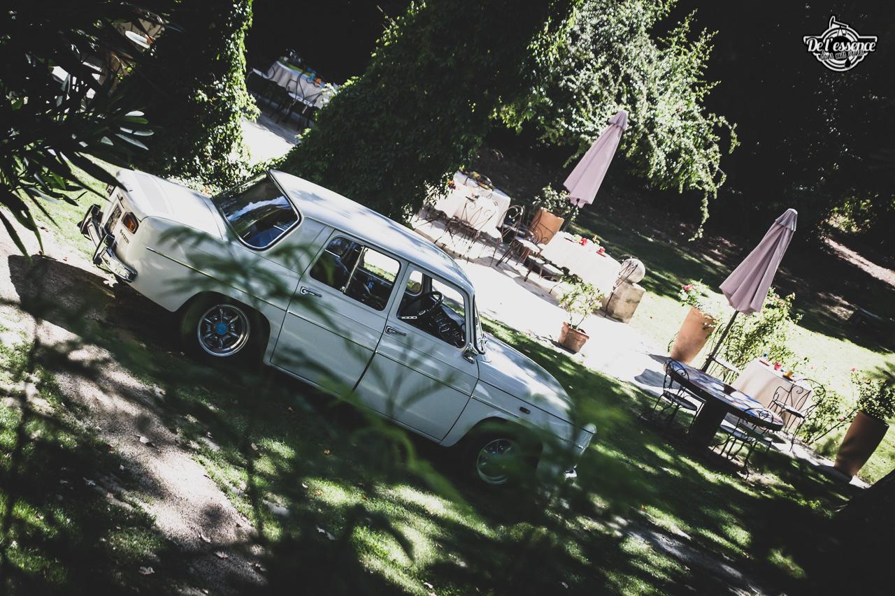 '67 R8 Gordini 1300 blanche... oui, blanche. 11