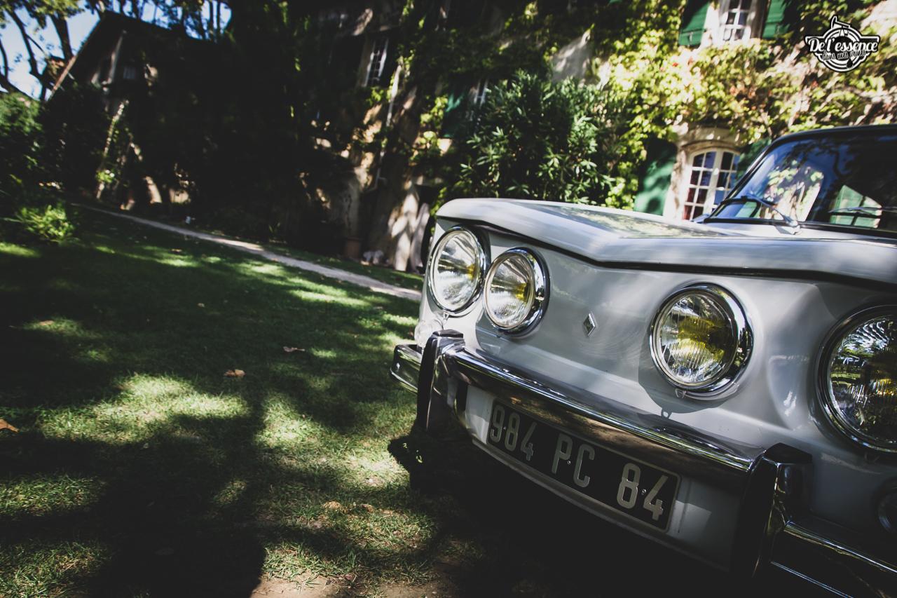 '67 R8 Gordini 1300 blanche... oui, blanche. 7