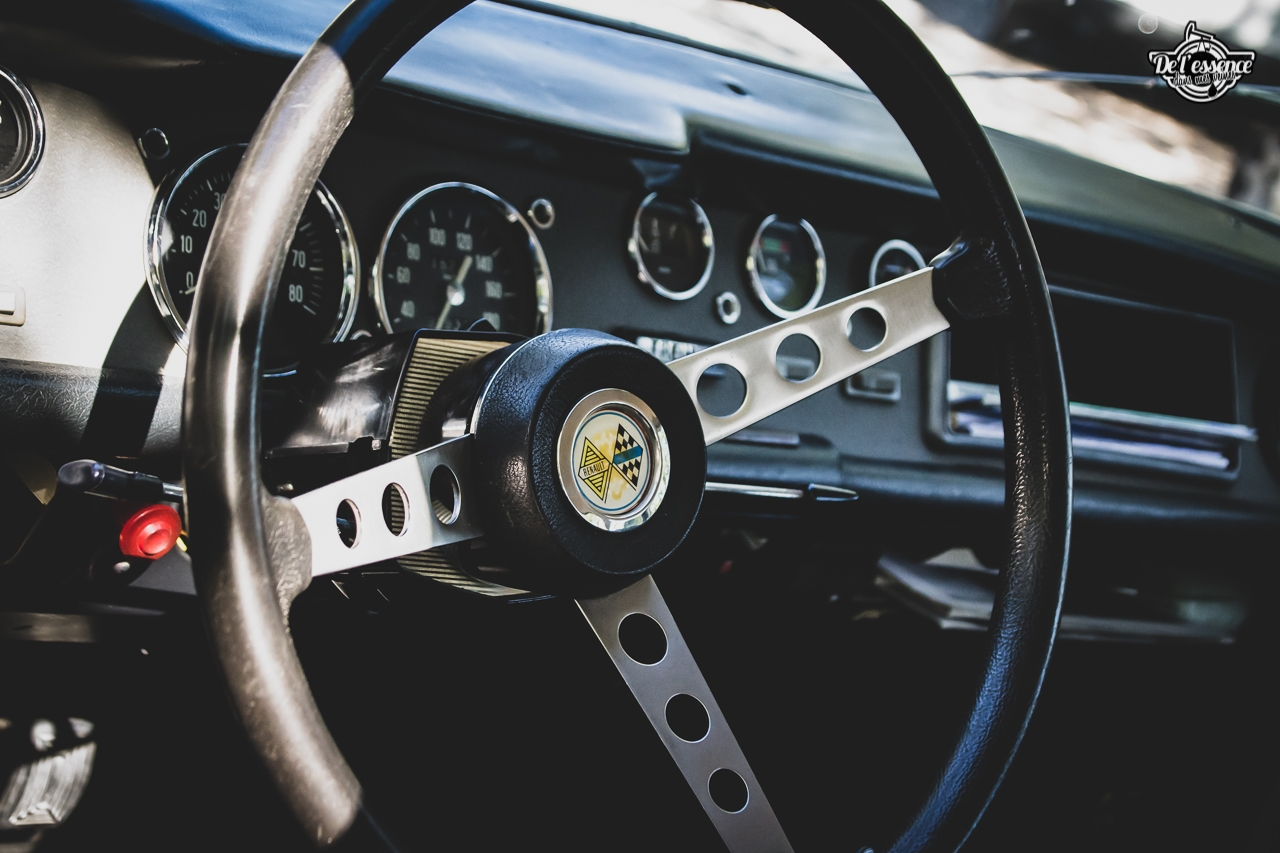 '67 R8 Gordini 1300 blanche... oui, blanche. 10