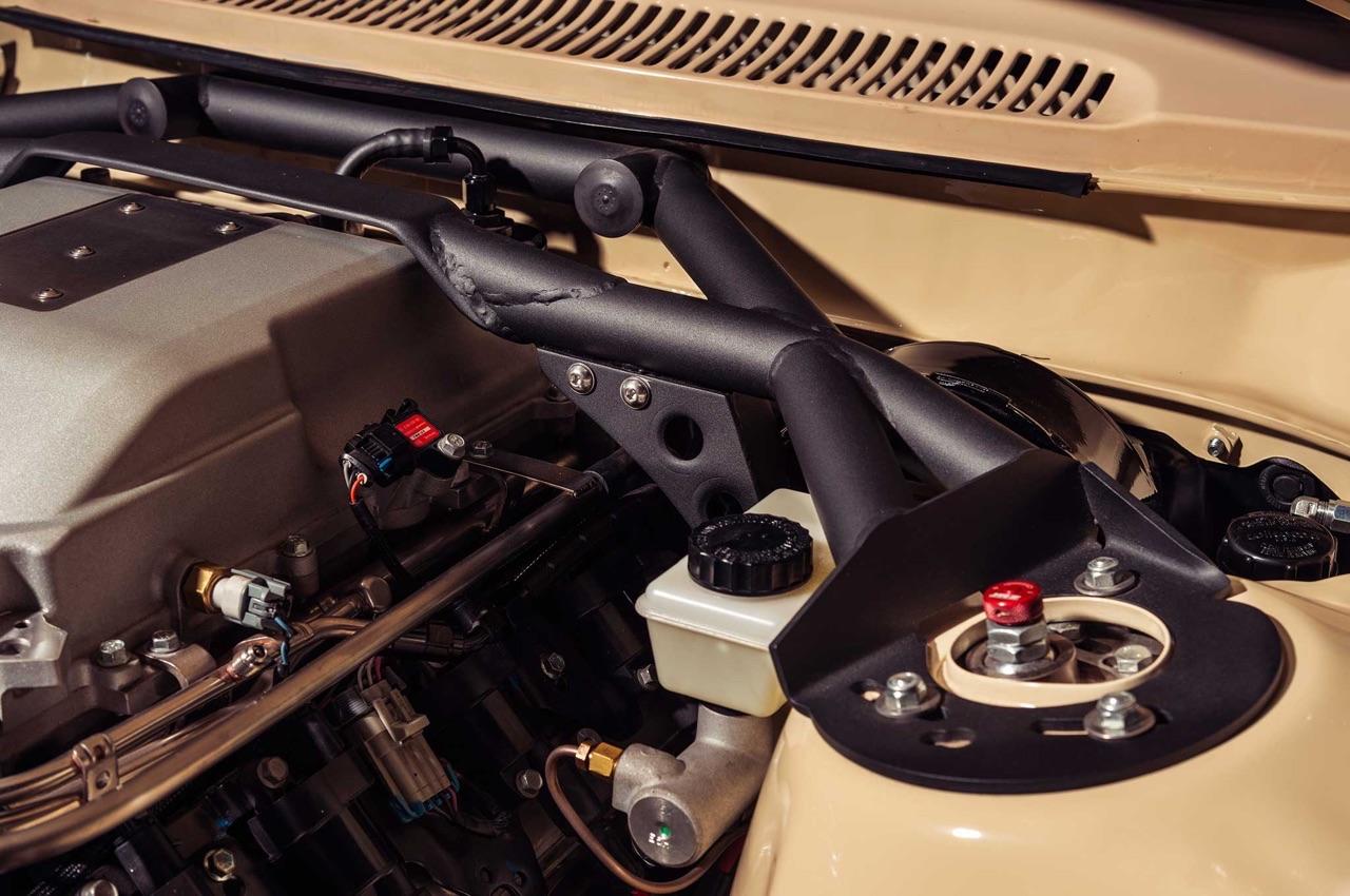 Volvo 242 V8 LSX... Super Brick ! 10