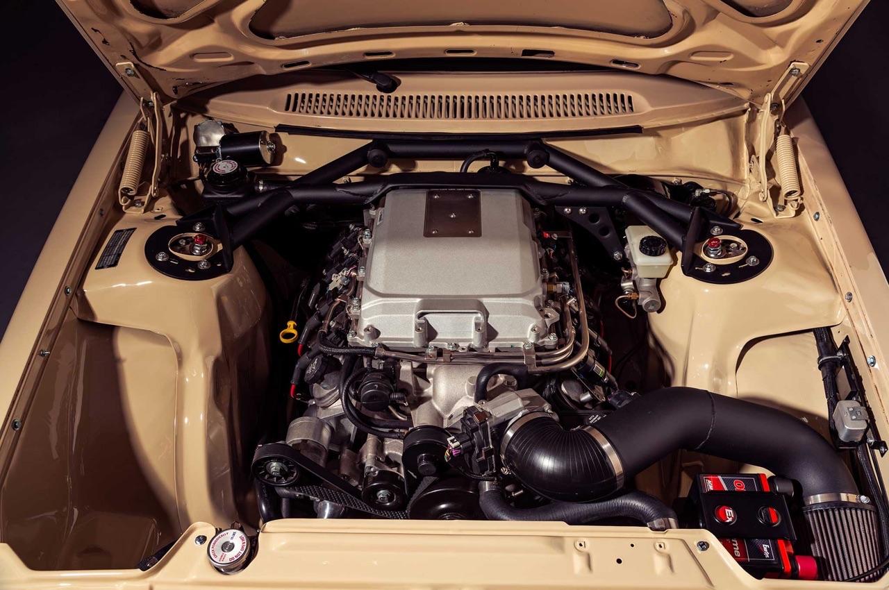 Volvo 242 V8 LSX... Super Brick ! 11