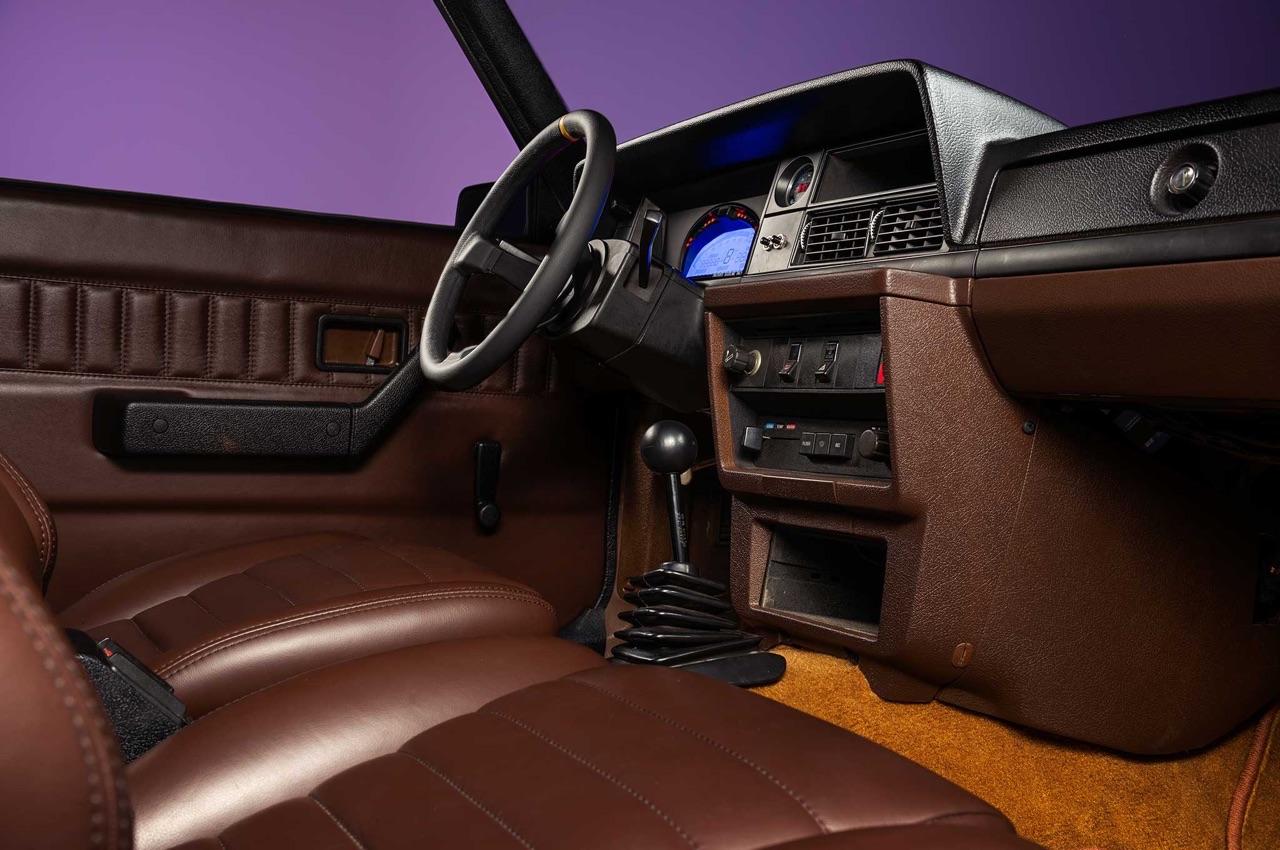 Volvo 242 V8 LSX... Super Brick ! 9