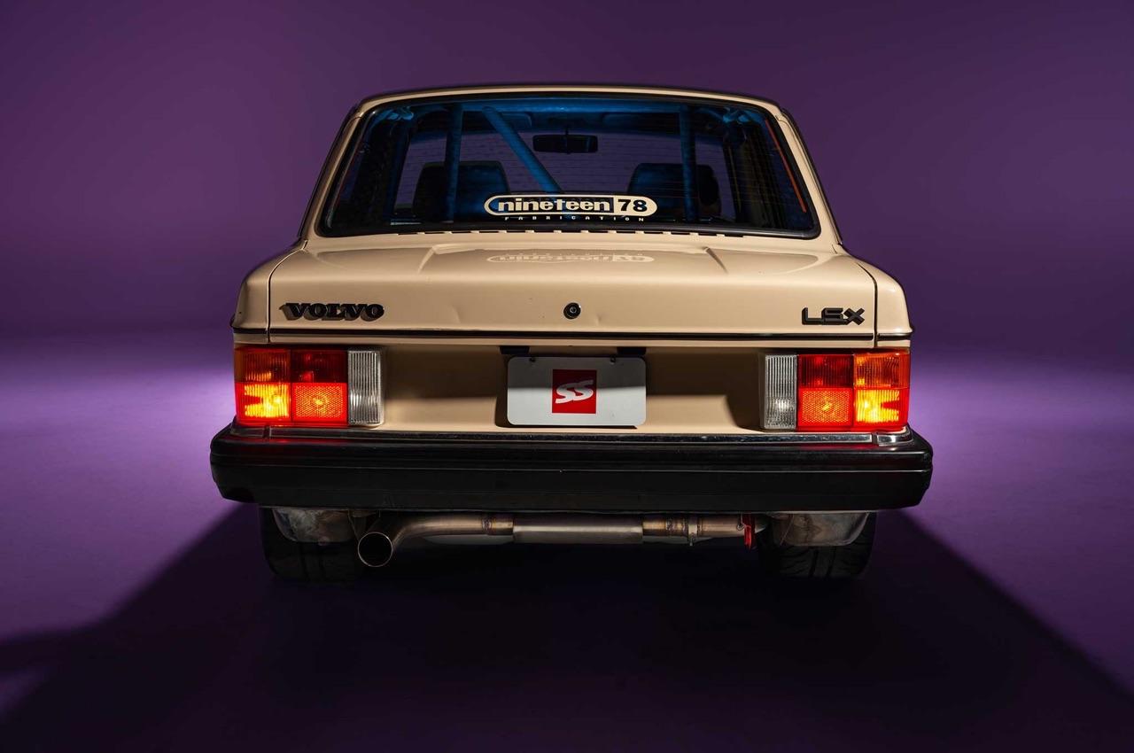 Volvo 242 V8 LSX... Super Brick ! 5