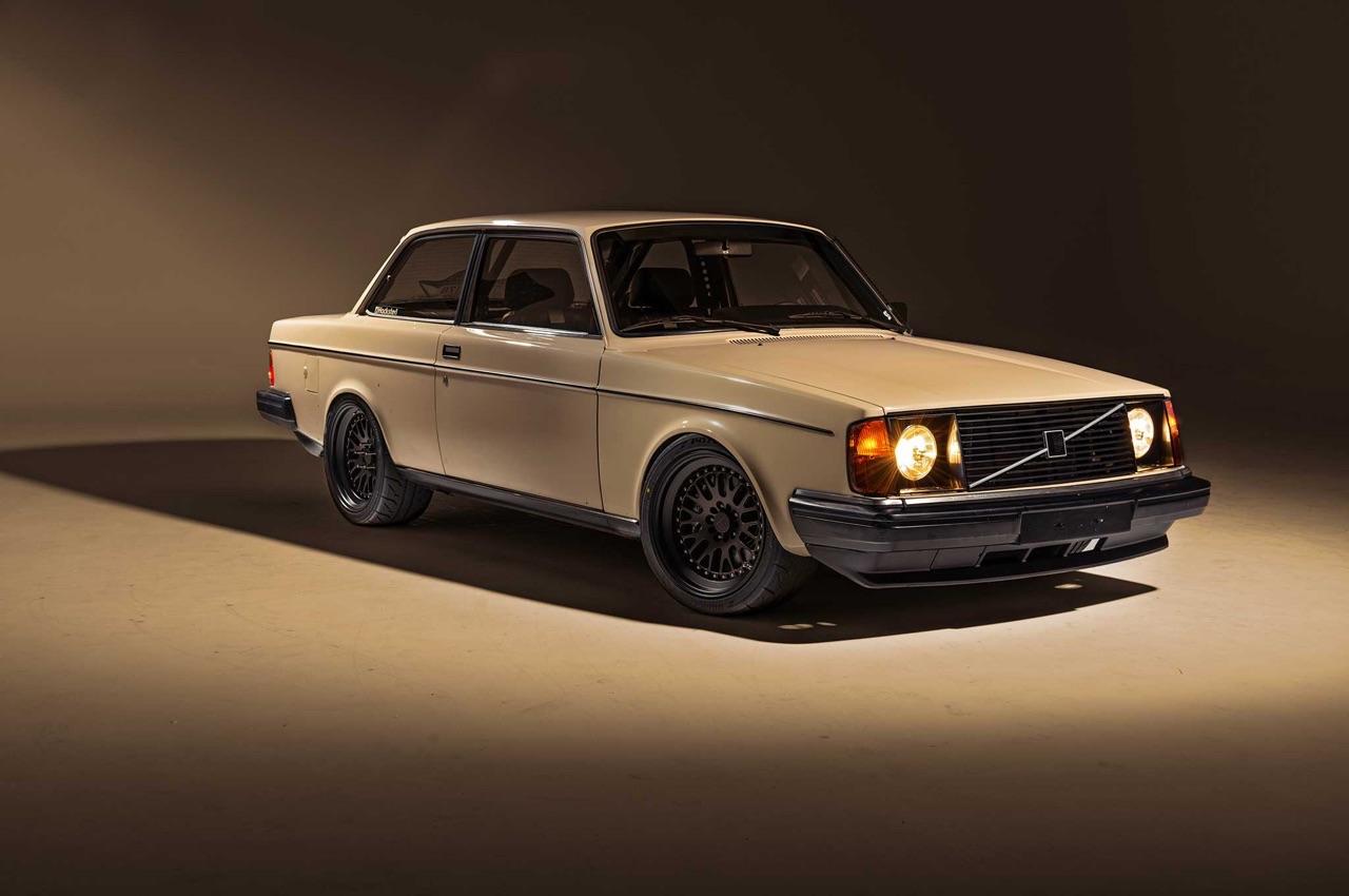 Volvo 242 V8 LSX... Super Brick ! 3