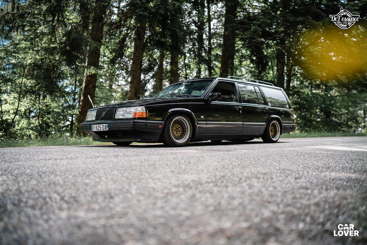 Volvo 940 break 2.3 Turbo : Le daily d'un drifteur ! 1