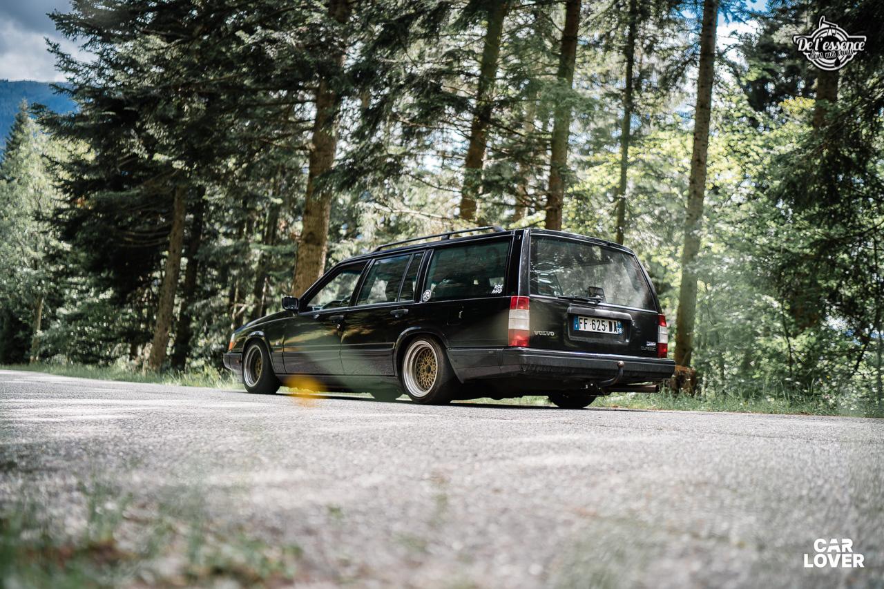 Volvo 940 break 2.3 Turbo : Le daily d'un drifteur ! 2