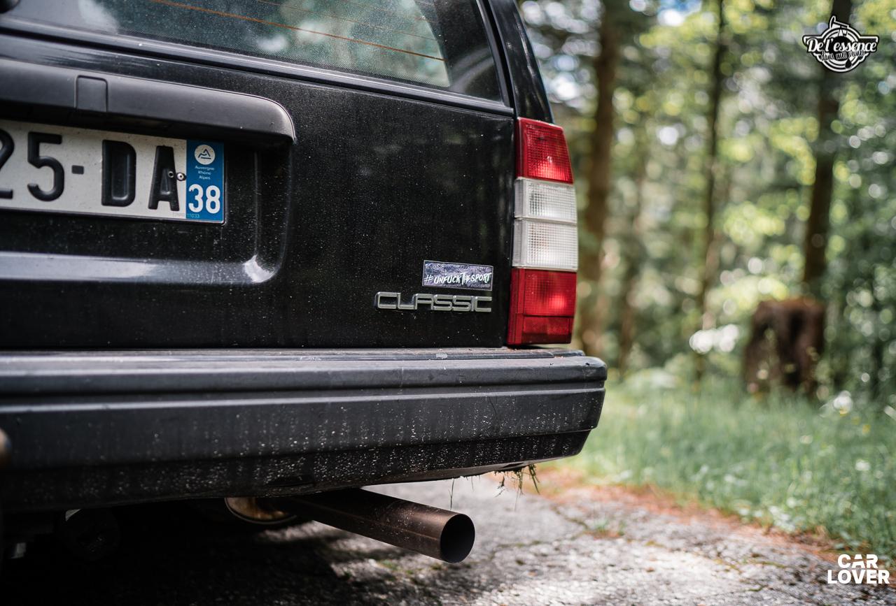 Volvo 940 break 2.3 Turbo : Le daily d'un drifteur ! 4