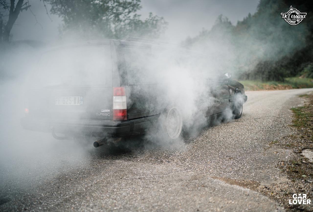 Volvo 940 break 2.3 Turbo : Le daily d'un drifteur ! 8