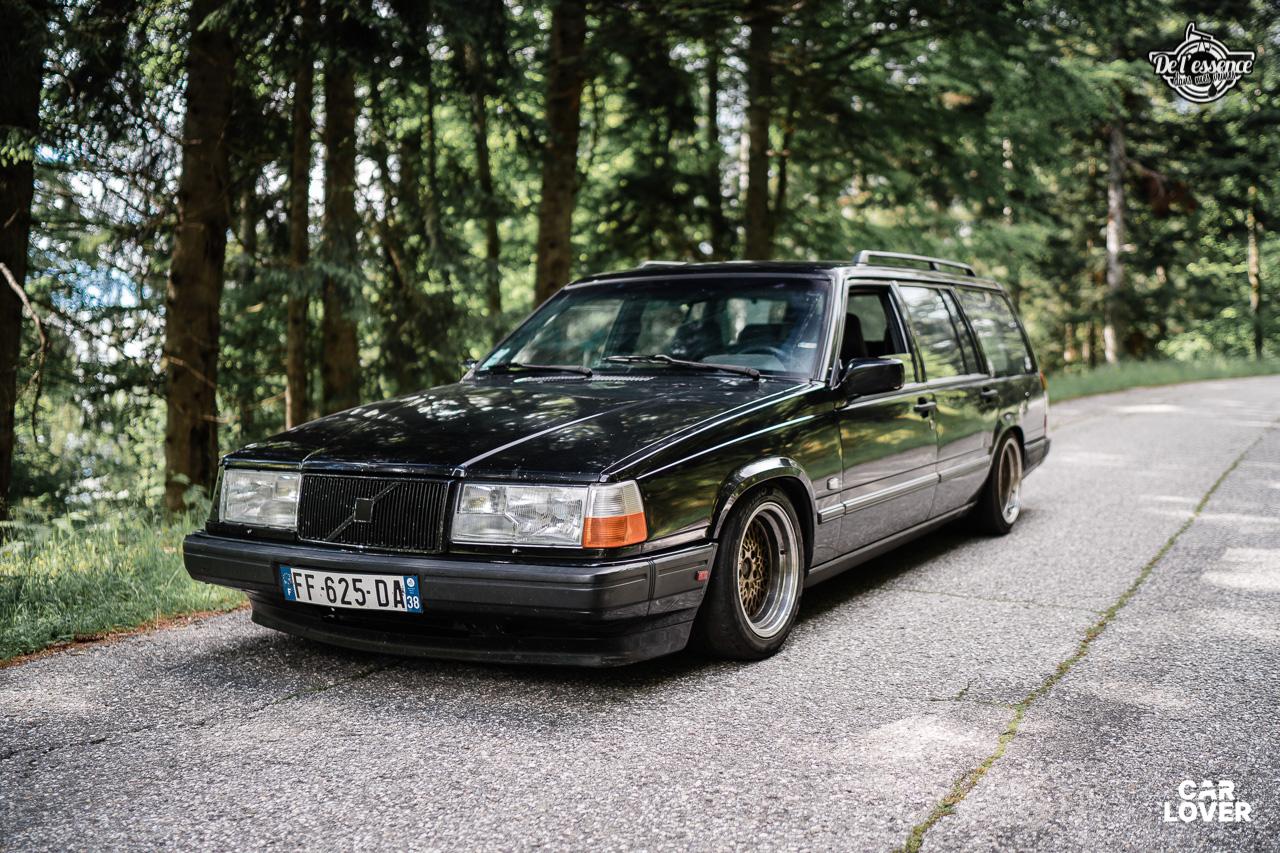 Volvo 940 break 2.3 Turbo : Le daily d'un drifteur ! 9