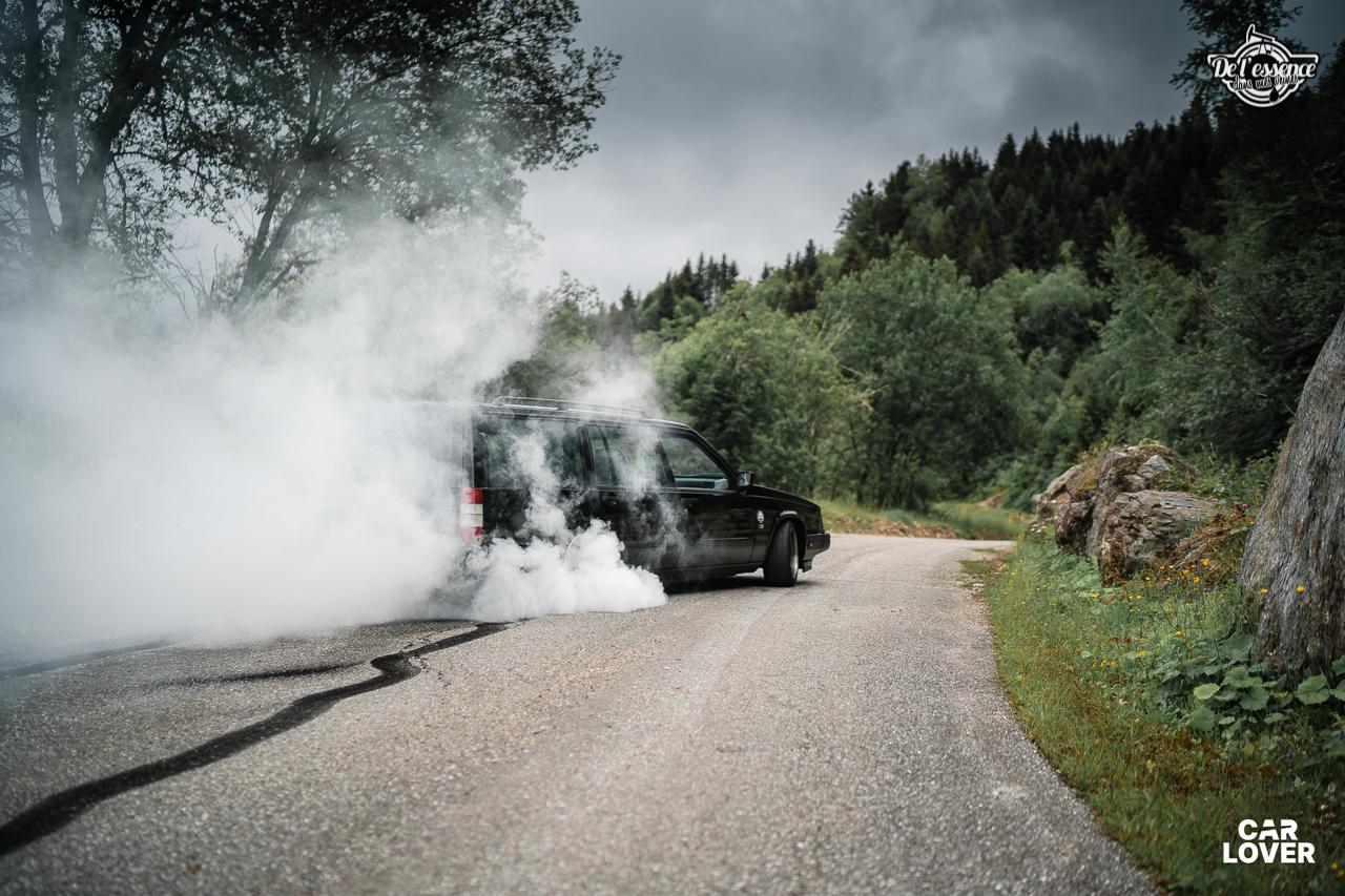 Volvo 940 break 2.3 Turbo : Le daily d'un drifteur ! 3