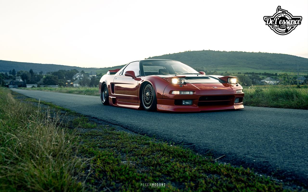 Honda NSX 1990 - La muse aux envolées lyriques 7