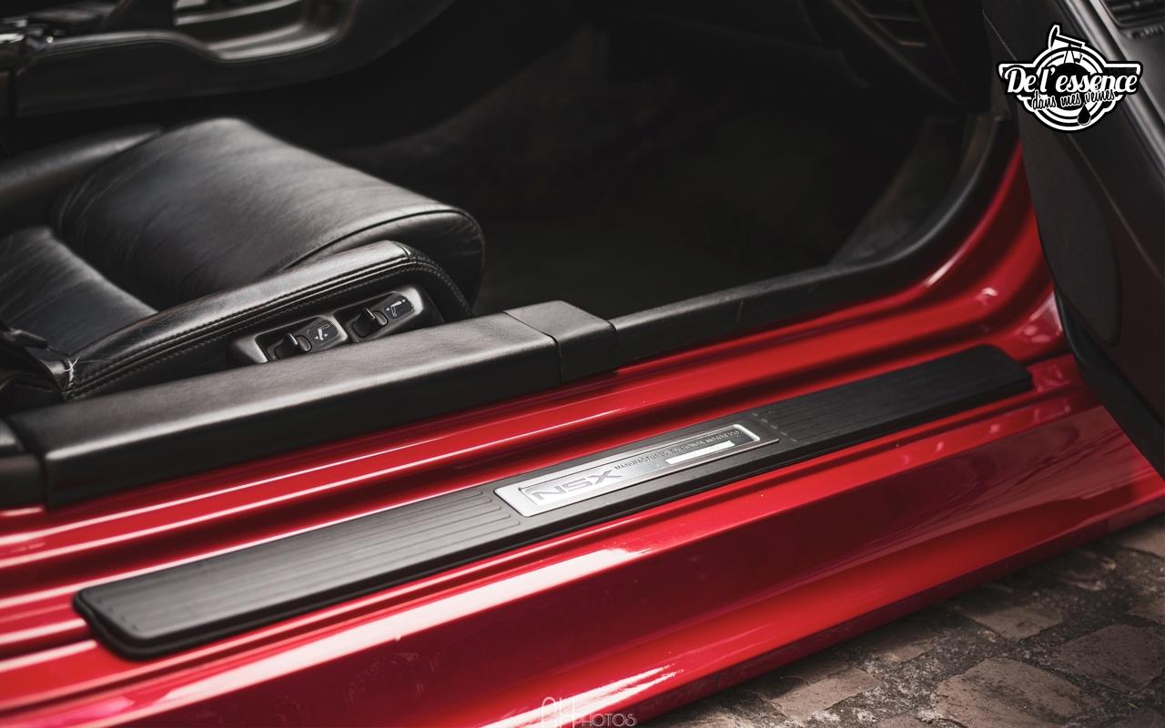 Honda NSX 1990 - La muse aux envolées lyriques 2