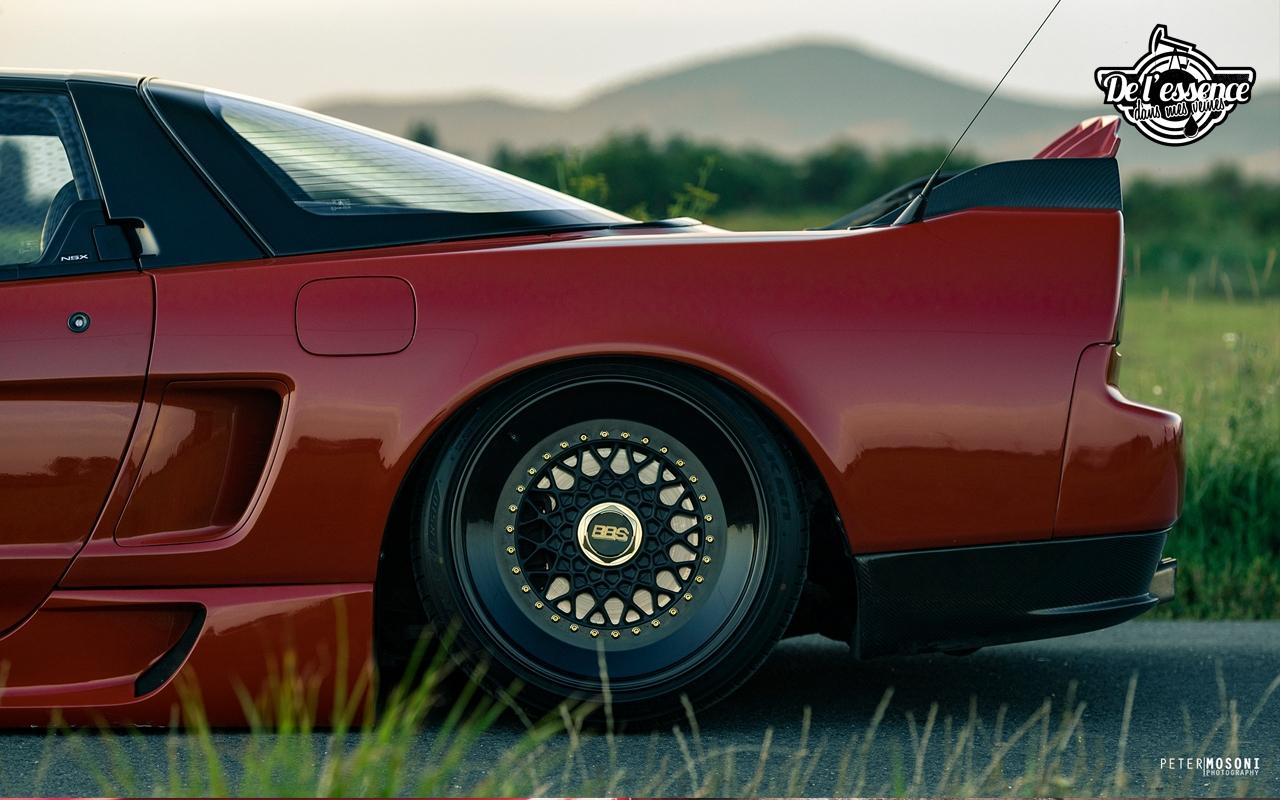 Honda NSX 1990 - La muse aux envolées lyriques 4