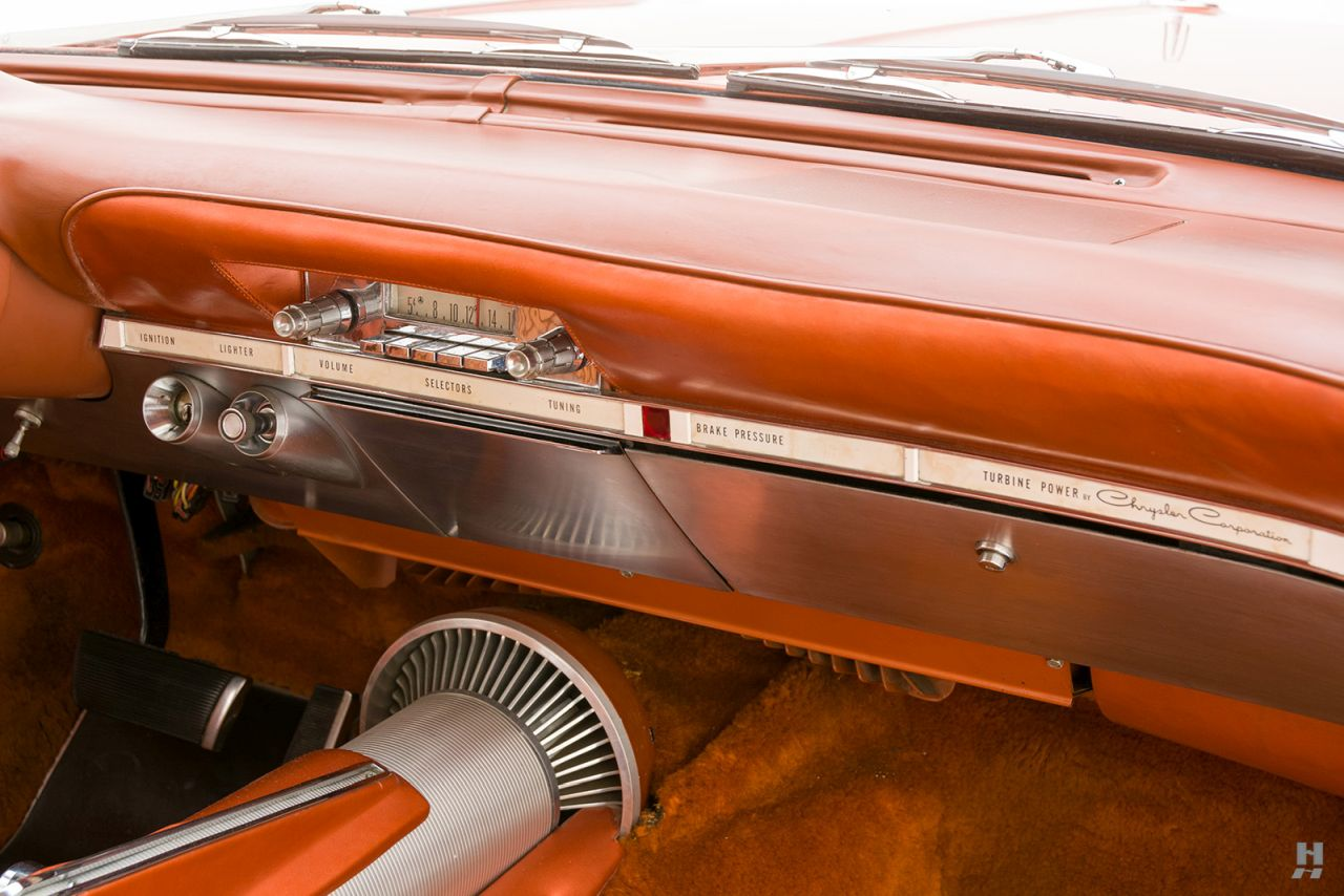 Chrysler Turbine de 1963 - L'avenir au conditionnel ?! 10