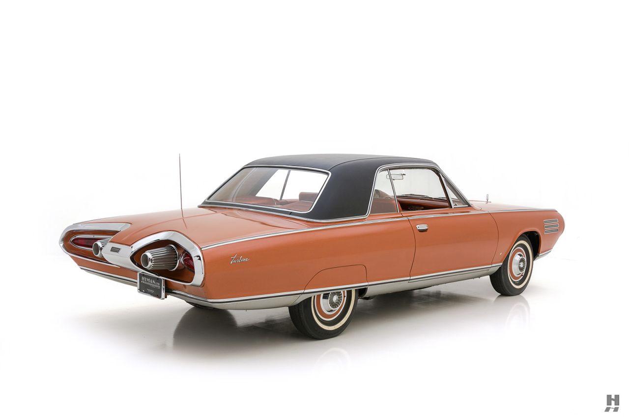 Chrysler Turbine de 1963 - L'avenir au conditionnel ?! 9