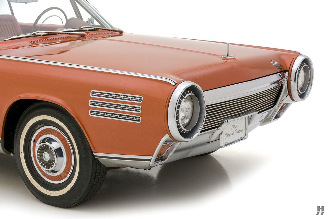 Chrysler Turbine de 1963 - L'avenir au conditionnel ?! 7