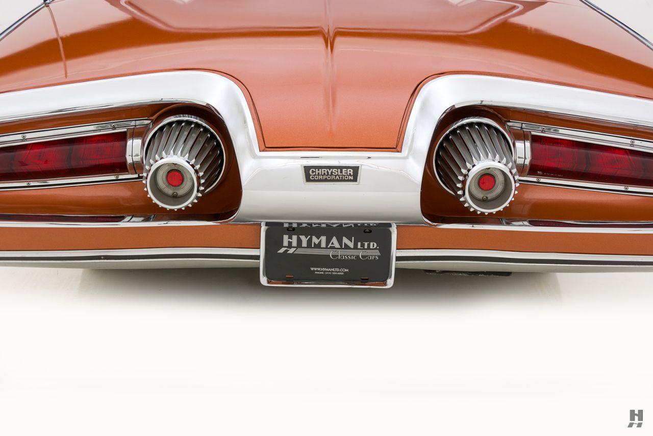 Chrysler Turbine de 1963 - L'avenir au conditionnel ?! 11