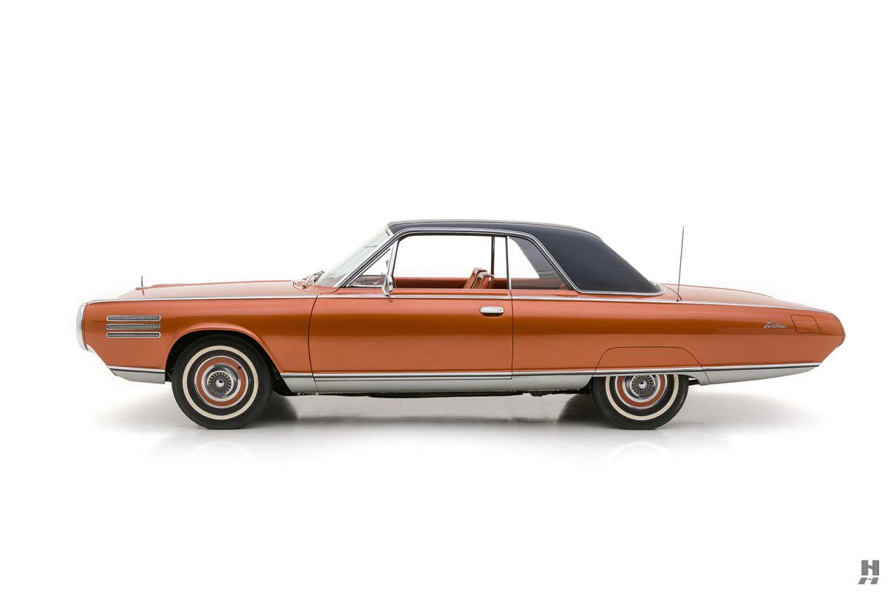 Chrysler Turbine de 1963 - L'avenir au conditionnel ?! 2