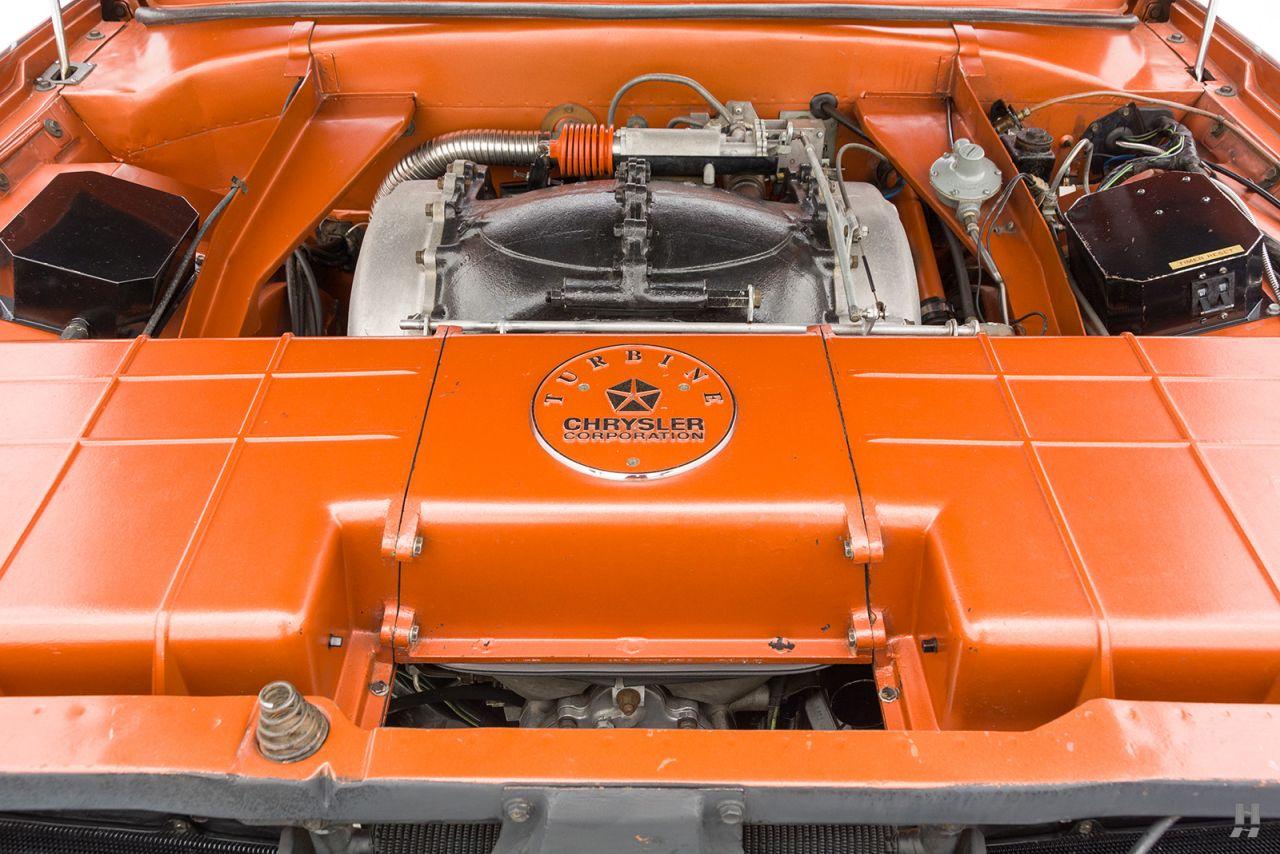 Chrysler Turbine de 1963 - L'avenir au conditionnel ?! 4