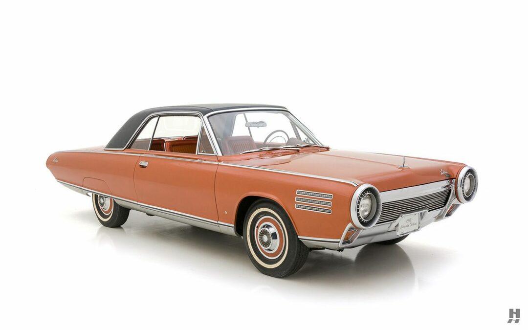 Chrysler Turbine de 1963 – L'avenir au conditionnel ?!