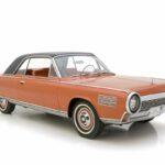 Chrysler Turbine de 1963 - L'avenir au conditionnel ?!