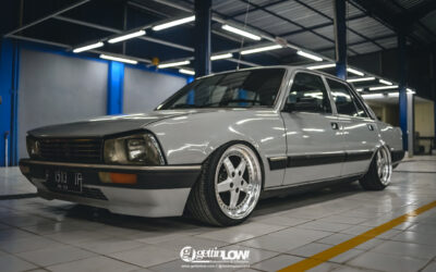 '88 PEUGEOT 505 GTi – Go To Indonesia !
