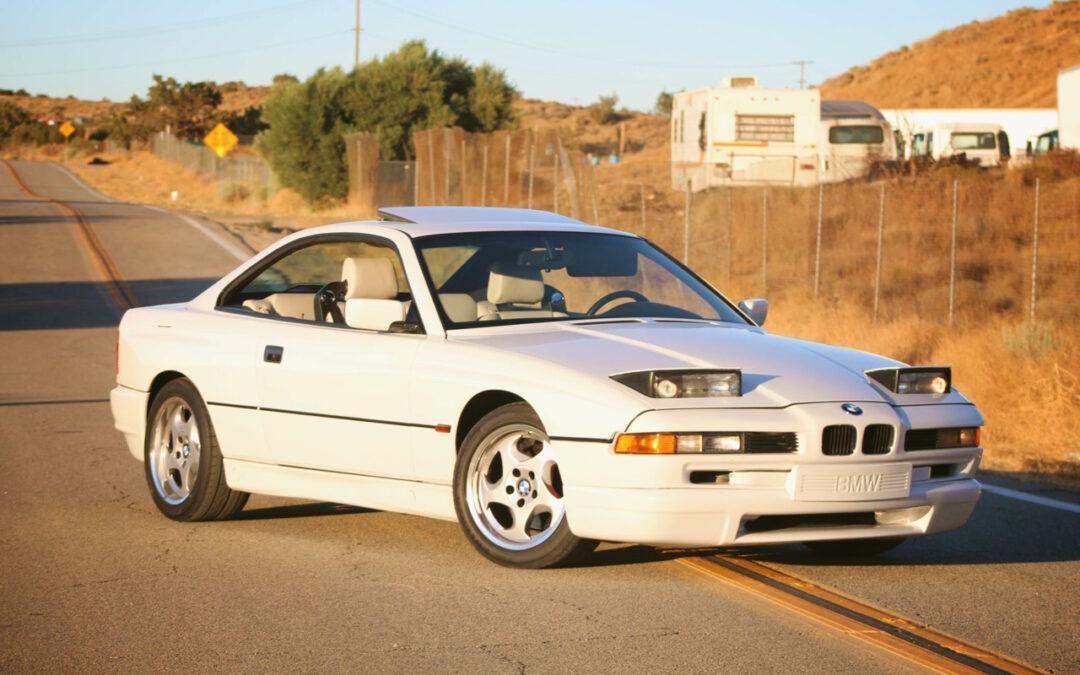 BMW 850 CSi – Elle en aurait mérité plus !