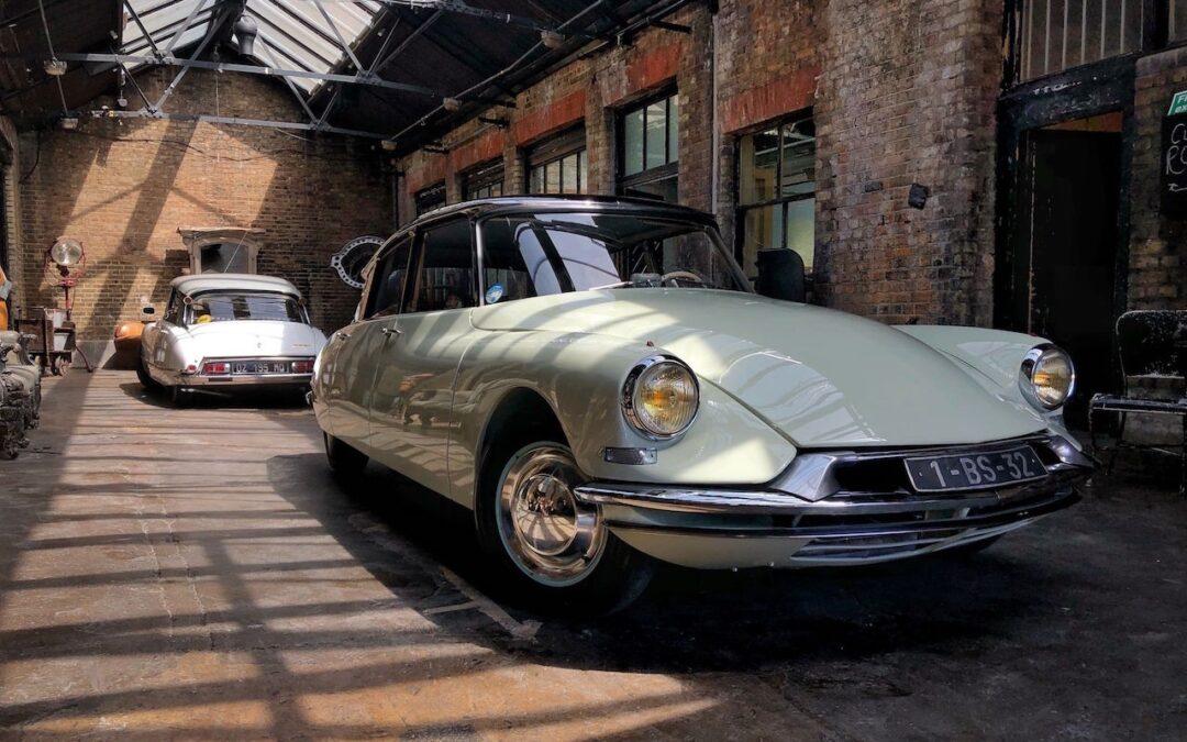 Ces voitures qui ont changé l'histoire #1
