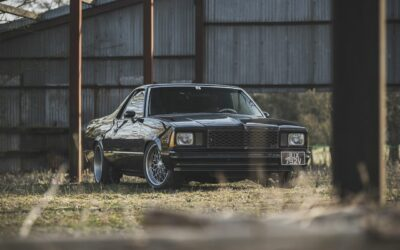 '80 Chevrolet El Camino Gas Monkey – The Kaufman Touch' !